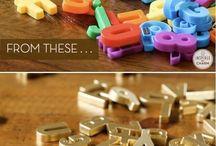 DIY Fun things / by Sonia M.