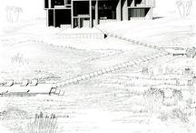 Architecture Drawings / by Juan Correa