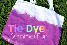 Tie Dye Inspiration / by Rachel @ Architecture of a Mom