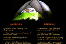 Camping / by Sellecca Berg