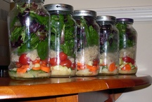 Healthy Food Ideas / by Stacy Bowker