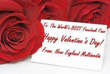 Happy Valentine's Day! / by New England Multimedia