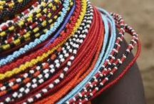 Bead & Ethnic Jewellery & Costumes  / by Jill Bell