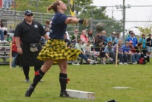 Highland Games ~ The Ladies! / by Gretchen Yoder