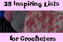1Crochet~Tips,Tricks & How to's / by Sally McCroskey