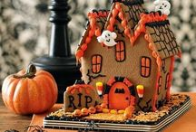 Halloween nibbles / by Jessica Cangiano