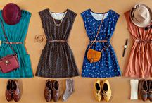 Fancy Faces and Fashion / Things I would wear, use, style, or just flat out love. / by Britt Rogers
