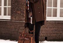 Fall Fashion / by Rachel-Marie Iwanyszyn