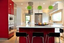 Home: Kitchens / by Keri Comeroski