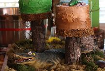 Birthday Parties / by janelle n daniel Miller