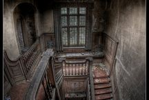 Abandoned, maybe? / by Charly Bennion