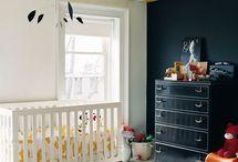 Kids Rooms / by Rachel Kate
