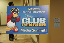 Club Penguin Summit / A group of bloggers were invited to Kelowna, Canada (April 11 - 12) to attend Club Penguin's first media summit. / by Mom Bloggers Club