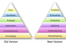 Blooms Taxonomy Ideas / by Laura Briggs