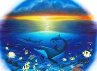 Underwater Art / Wyland/C. Lassen/R Lyn Nelson/D Miller/Steve Sundram / by Lillie Diaz