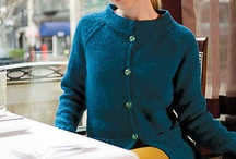 Knitted jumpers, sweaters, pullovers and cardigans / Knitted sweaters, jackets, cardigans and tops / by Heidi Nymann aka Wool Rocks
