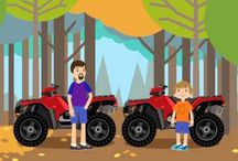 ATV Safety / by Children's Safety Network
