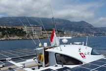 Monaco - MS Tûranor PlanetSolar - June 2014 / PlanetSolar returns to Monaco as Guest of Honour at the Solar1 Monte Carlo Cup ! Let's see the pictures !! Do you want more information ? http://www.planetsolar.org/boat/sections/logbook / by PlanetSolar