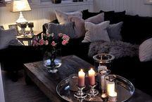 Living Room / by Kristen Cooper
