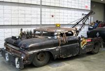 Tow trucks  / by John Benton