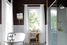 Master Bathroom / by Debora Caruso Kolb