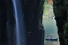 Waterfalls / by Sabrina Hudson Hodge