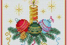 Cross-stitch / by Beth Stiver