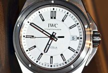IWC Watches / by Watch Me Save