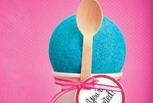 Birthday Party Ideas / by Melissa Bradley