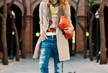 Every day fashion / by Pilar Sanchez