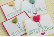 Valentines ideas / by Amber Cooper