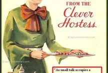 Vintage Hostessing Tips / from the clever hostess of yesteryear, time honored tips that never go out of style / by EllynAnne Geisel
