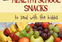 Back to School Snacks and School Lunch ideas / Fun, healthy and not so healthy treats and snacks for after school snacking and lunches. / by Figi's Gifts in Good Taste
