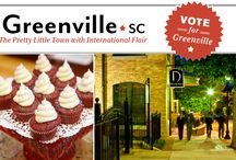 My Town / Greenville, the greatest place to Live & Play! / by Skatells Jewelers