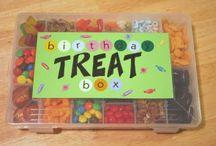 classroom birthdays / by Gina Hester