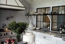 Home: kitchen / by Brico Idea