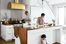 Kitchen Design / by Maggie Stephens