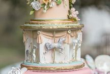 lovely: carrousel / by All About Fondant (and others)