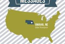 Missionary Packages / ideas to send / by Jerry Peterson