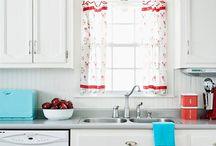 { cottage // kitchen }  / by Emily Arkle