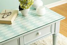 Furniture Makeover Ideas & Inspiration / by Kristi Rhodes Cole