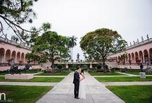 Weddings: Bride & Groom Portraits / Images i've captured, Bride and Groom Portraits during their wedding day / by Naomi Chokr