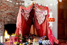 gypsy decor / by Kat Whittaker