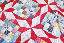 Quilt Ideas, Patterns & Tutorials / by Emily Pittenger