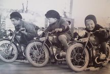 Vintage Motorcycle Photographs / by Dutch Bros. Garage