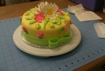 Cakes 1 / by Davina Sterner