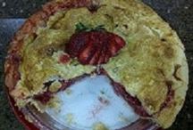 Strawberry Dishes / by KATV Good Morning Arkansas