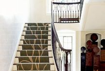 Hall & Stairs / by Vicki Higham