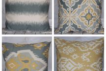 For the Love of Pillows / by Jessica Sherrill