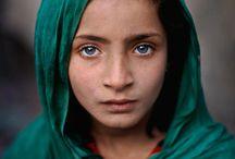 Steve Mc Curry. / Brillant photograhe avec une humanité qui est superbe. / by Danièle L